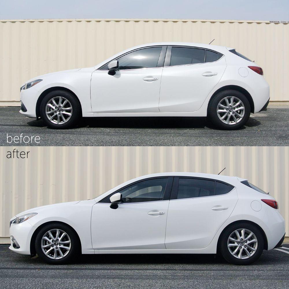 Mazda 3 2014+ Lowering Springs MR-LS-M314