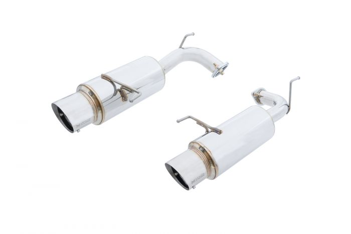 2002 honda accord exhaust pipe size